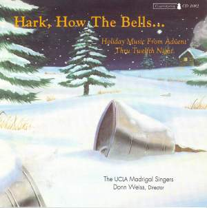 CHRISTMAS MUSIC (UCLA Madrigal Singers)