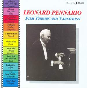 Leonard Pennario: Film Themes and Variations