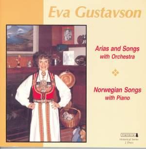 Vocal Recital: Gustavson, Eva - GRIEG, E. / GLUCK, C.W. / MAHLER, G. / MEYERBEER, G. / SAINT-SAENS, C. / MASSENET, J. / LALO, E. / BIZET, G.