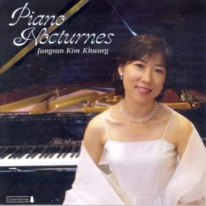 Piano Recital: Khwarg, Jungram Kim - HENISZ, K. / GLINKA, M. / GUTMANN, A. / GODOWSKY, L. / NIEMANN, W. / PADEREWSKI, I.J. / NEVIN, E. / CHOPIN, F.