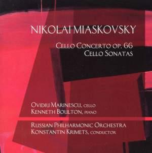 Miaskovsky: Cello Concerto, Op. 66 & Cello Sonatas