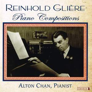 Glière: Piano Compositions