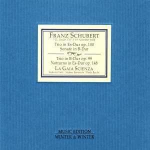 Schubert: Music for Piano Trio