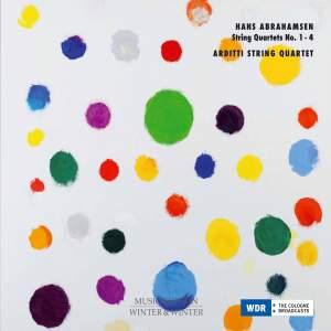 Hans Abrahamsen: String Quartets Nos. 1-4