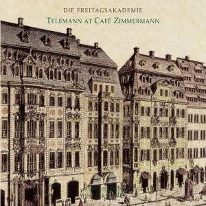Telemann at Cafe Zimmermann Product Image