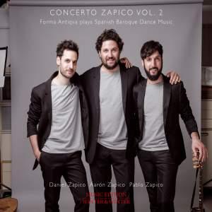 Concerto Zapico, Vol. 2