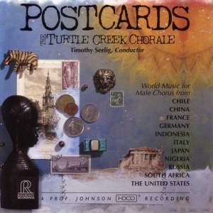 Seelig: Postcards