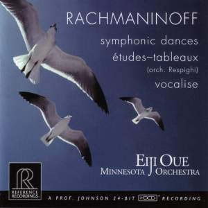 Rachmaninoff - Orchestral Works