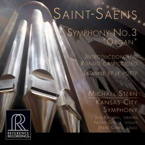 Saint-Saëns: Symphony No. 3 in C Minor 'Organ'