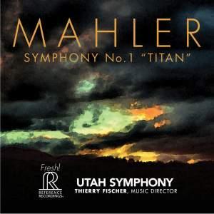 """Symphony No. 1 """"Titan"""""""