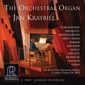 The Orchestral Organ Product Image