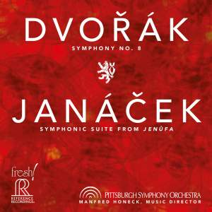 Manfred Honeck conducts Dvorak & Janacek