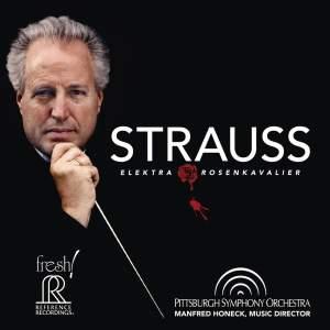 Strauss: Elektra & Der Rosenkavalier Suites (Live)