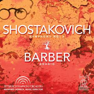 Shostakovich: Symphony No. 5 & Barber: Adagio for Strings Product Image