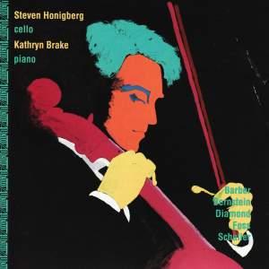 American Music for Cello & Piano