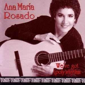 Guitar Recital: Rosado, Ana Maria - LEON, T. / VASQUEZ, E. / APONTE-LEDEE, R. / PIAZZOLLA, A. / SCHWARTZ, F. / CORDERO, R.