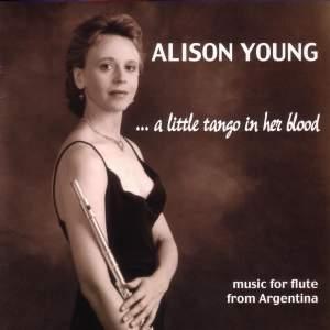 Flute Recital: Young, Alison - LASALA / GUASTAVINO / PIAZZOLLA / GALLAC / SALGAN / GINASTERA