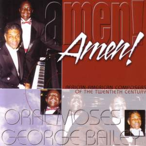 Vocal Recital: Moses, Oral - OWENS, R.L. / BURLEIGH, H.T. / STILL, W.G. / LOES, H.D. (African-American Composers of the 20th Century)
