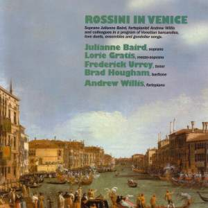 ROSSINI, G.: Vocal Music (Baird, Gratis, Hougham, Urrey, Willis)