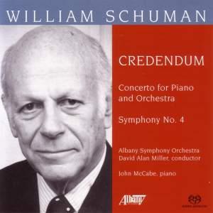William Schuman: Credendum