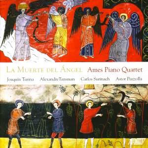 TURINA, J.: Piano Quartet, Op. 67 / TANSMAN, A.: Suite-divertissement / SURINACH, C.: Piano Quartet (The Ames Piano Quartet)
