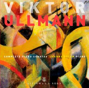 The Complete Piano Sonatas of Viktor Ullmann