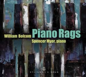 Bolcom: Piano Rags