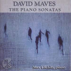 MAVES, D.: Piano Sonatas Nos. 1-4 (Lifchitz)