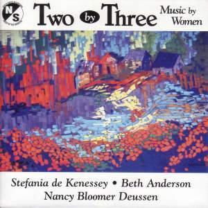 Kenessey, Deussen & Anderson: Chamber Music