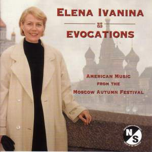 BOYADJIAN, H.: Evocations / LIPPER, B.: Three for Five / FEIGIN, J.: Nexus / BLISS, M.: Fantasies (Ivanina) Product Image