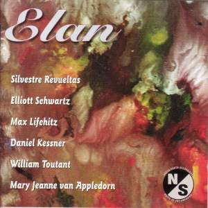LIFCHITZ, M.: 3 Songs / REVUELTAS, S.: 5 Canciones para ninos / APPLEDORN, M.J. van: Passages I and II / KESSNER, D.: 2 Visions (Kessner)