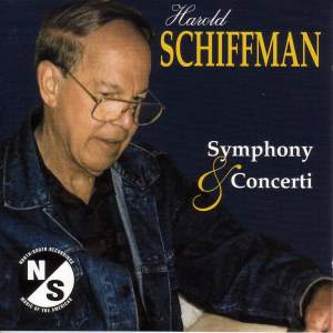 SCHIFFMAN, H.: Symphony / Oboe d'Amore Concerto / Piano Concerto (Giacobassi, Perry-Camp, Antal) Product Image