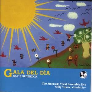 Choral Concert: Americas Vocal Ensemble - LEE, D. / GUASTAVINO, C. / GLASS, G. / MORAES, V. de / STAMPONI, H. / FAVERO, A. / BLAZQUEZ, E.