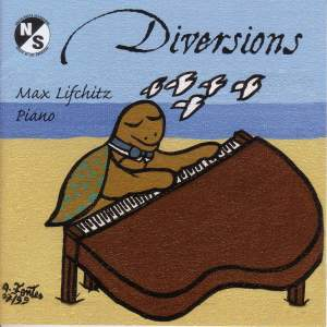 FINE, I.: Diversions / ALBURGER, M.: The 12 Fingers / BULOW, H.: Suite for Piano / DEUSSEN, N.B.: Piano Prelude / Amber Waves / Cascades (Lifchitz)