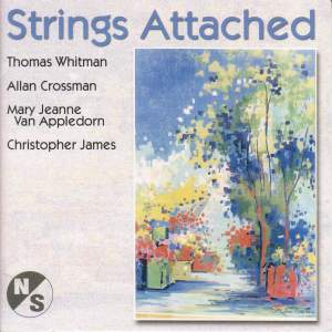 CROSSMAN, A.: Street Suite / JAMES, C.: 4 Intermezzi / WHITMAN, T.: The 7 Deadly Sins / Ori (North-South String Quartet, North-South String Trio)