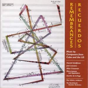 VEGA, A. de la: Variacion del recuerdo / SCHIFFMAN, H.: Flute Concertino / APPLEDORN, M.J.V.: Soundscapes / CROSSMAN, A.: Flyer (Lifchitz) Product Image