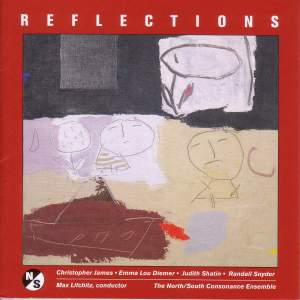 JAMES, C.: Sinfonia Concertante / SNYDER, R.: Chamber Symphony / DIEMER, E.L.: A Requiem / SHATIN, J.: Spin (Lifchitz)