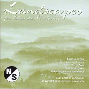TANN, H.: Shakkei / GREEN, E.: Piano Concertino / LIPPER, B.: Circles of Light / CONSTANTINIDES, D.: Landscape VI (Lifchitz)