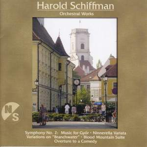 SCHIFFMAN, H.: Symphony No. 2 / Blood Mountain Suite / Variations on Branchwater / Ninnerella Variata / Overture to a Comedy (Antal)