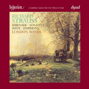 Richard Strauss - The Complete Music for Winds