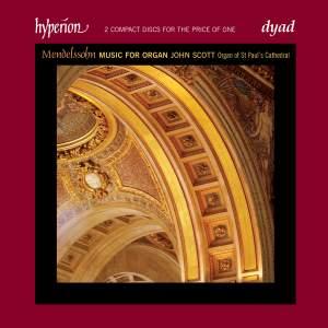 Mendelssohn: Music for Organ