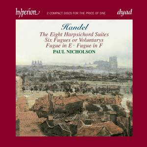 The Eight Harpsichord Suites