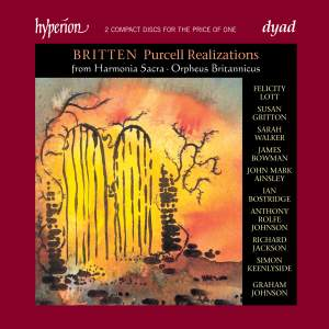 Britten - Purcell Realizations