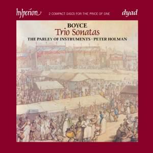 Boyce: Trio Sonatas