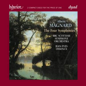 Magnard - The Four Symphonies Product Image