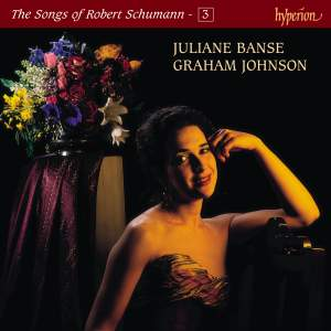The Songs of Robert Schumann - Volume 3 Product Image