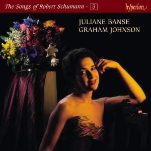 The Songs of Robert Schumann - Volume 3