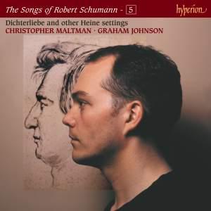 The Songs of Robert Schumann - Volume 5