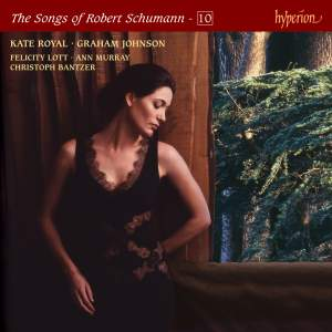 The Songs of Robert Schumann - Volume 10