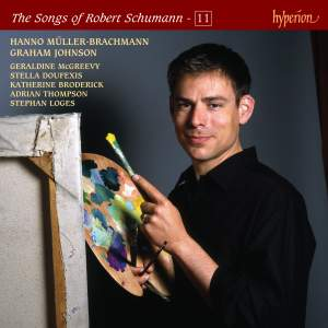 The Songs of Robert Schumann - Volume 11 Product Image